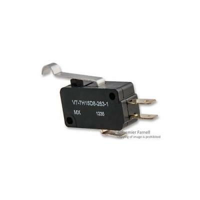 HONEYWELL S&C V7-7H15D8-263-1 MICRO SWITCH, ROLLER LEVER, SPDT (1 piece) New