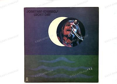 Jonathan Edwards - Lucky Day US LP 1974 //1