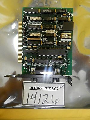 Ziatech ZT1444A Interface Module PCB Card ZT 1444A Used Working
