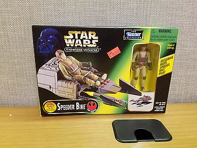 Kenner Star Wars Power of the Force Expanded Universe Speeder Bike, New!