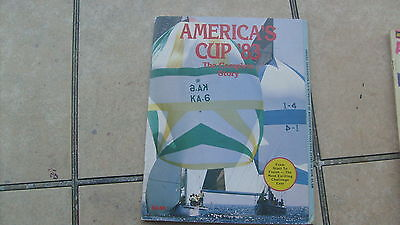 Americas Cup 1983 The Complete Story Magazine