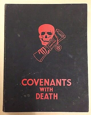 "Ww1"" Covenants With Death"" Book.published In 1934,daily Express Vgc."