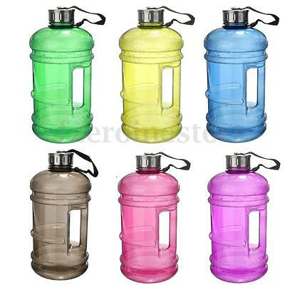 2.2 Liter Big Large Drink Running Training Kettle Cycling Water Bottle Hydration