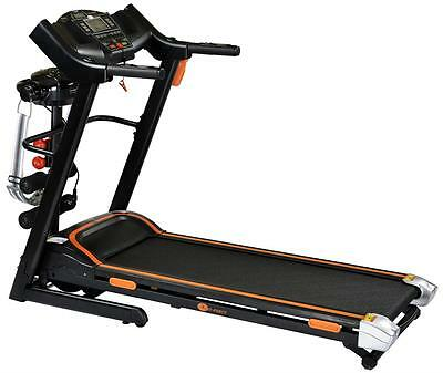 Cinta de correr plegable marca Fit-Force modelo T8001DA