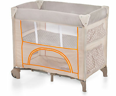 Hauck BABYNEST DREAM N CARE ANIMALS Bassinet Travel Cot/Bed Baby/Toddler