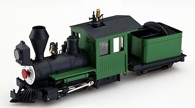 Minitrains 1004 Fiddletown & Copperopolis Locomotive New (009/HOe Narrow Gauge)