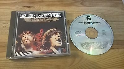 CD Rock Creedence Clearwater Revival - Chronicle Vol.1 (20 Song) FANTASY / ZYX