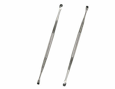 Clean Tool Ear Cleaner Stainless Steel Double Ended Ear Pick Wax Removal
