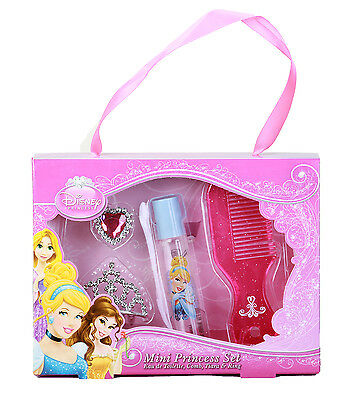 Disney Mini Princess EDT 8ml Gift Set