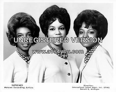 """Diana Ross and the Supremes 10"""" x 8"""" Photograph no 115"""