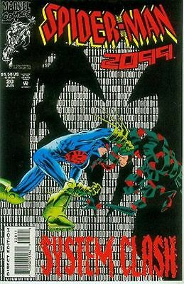Spiderman 2099 # 20 (USA, 1994)