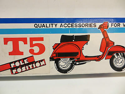 VESPA MK.1 T5 MID 80s MUDGUARD AND PANEL TRIM SET BY UTAH MINT BOXED
