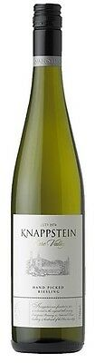 Knappstein `Hand Picked` Riesling 2016 (6 x 750mL), Clare Valley, SA