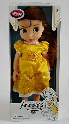 Belle Animator Doll New