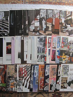 "CEREBUS #s 266 - 300 ""LATTER DAYS"" : COMPLETE 35 ISSUE STORY by DAVE SIM.AV.2001"