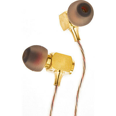 1Voice Audio Blast Earphones - Copper Electronic NEW
