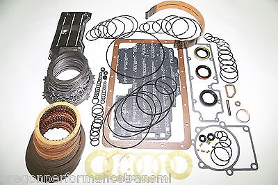 AW4 Jeep Master Rebuild Kit Automatic Transmission Overhaul AW-4 Aisin Warner 4x
