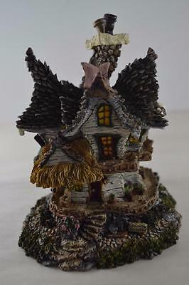 Boyds Bears Grenville and Beatrice's Homestead 2 Piece Figurine W/ Original Box