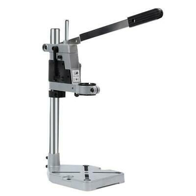 Clamp Bench Drill Press Stand for Rotary Repair Drilling Collet 42mm Aluminum