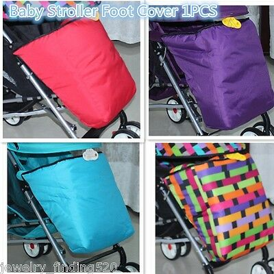 Baby Kids Stroller Pushchair Warm Windproof Blanket Cotton Lined Cover