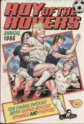 Good - Roy of the Rovers Annual 1986 - No author - 0850376068