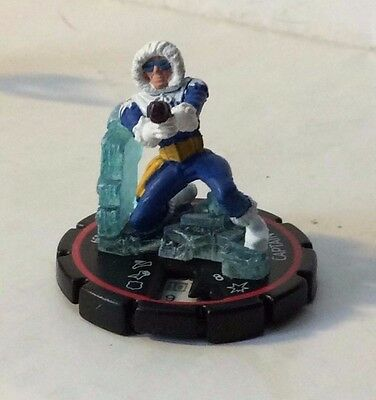 HeroClix COLLATERAL DAMAGE #039  CAPTAIN COLD  Veteran  DC