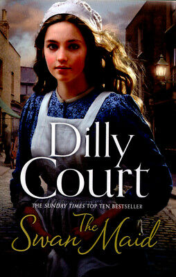 The swan maid by Dilly Court (Paperback)