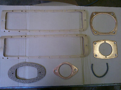 fordson standard N/E27N  set of radiator  copper and paper gaskets and seals