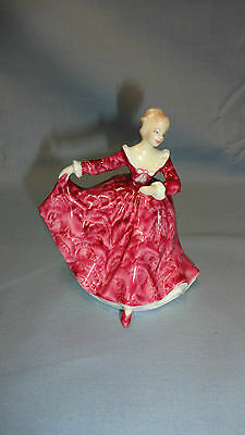 Attractive Royal Doulton Figure/figurine - Hn3213 Kirsty