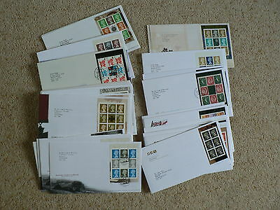 Royal Mail First Day Covers, Booklet Panes, 2000 - 2014, Sold Individually, FDC