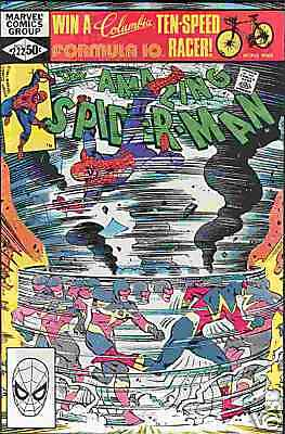 Amazing Spiderman # 222 (USA,1981)