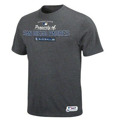 MLB - San Diego Padres Authentic Collection Property Of Large T-Shirt
