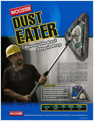 Wooster 1800 Dust Eater