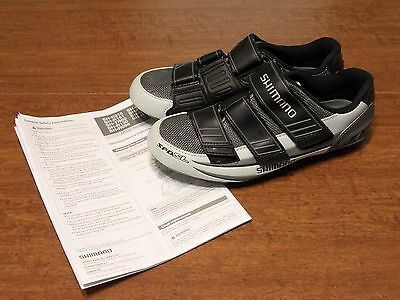 Woman's SHIMANO SPDSL Cycling Shoes US 6 EUR 39 SH-RO98W Shoes Only