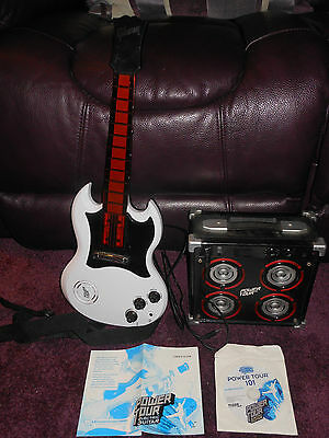 Gibson Tiger power tour toy electric guitar & amp 2007 Hasbro