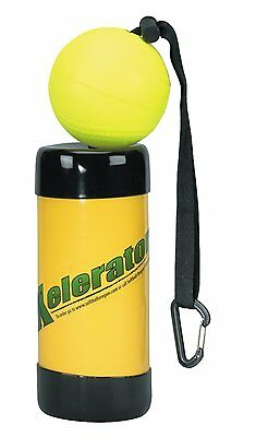 XELERATOR FastPitch SOFTBALL PITCHING TRAINER Pitcher Training Aid w/ DVD