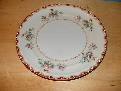Vintage Royal Embassy RUTLAND Pattern Fine China DINNER PLATE 10""
