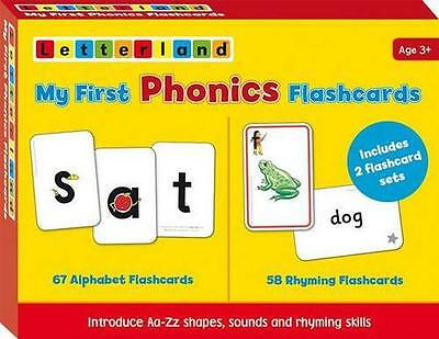 My First Phonics Flashcards (Letterland), Wendon, Lyn | Cards Book | 97818620998