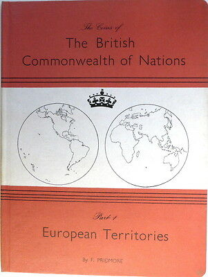 The Coins Of The British Commonwealth Of Nations Part 1 European Territories