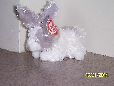 HOBSY BASKET BEANIES Ty Beanie Baby MINT WITH MINT TAGS