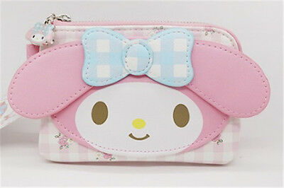 My Melody coin bag purse with card holder