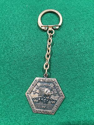 1973 National Order Of The Arrow Conference Key Ring