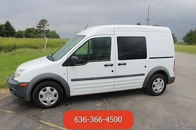 2011 Ford Transit Connect XL 2011 XL Used 2L I4 16V Automatic Cargo Sortimo Shelving Bulkhead 1 Owner clean