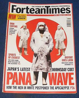 Fortean Times Ft173 August 2003 - Apocalypse Postponed