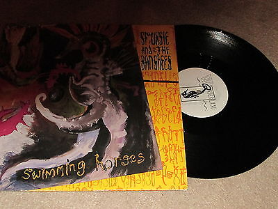 """Siouxsie And The Banshees - Swimming Horses - 3 Track 12"""" Ep"""