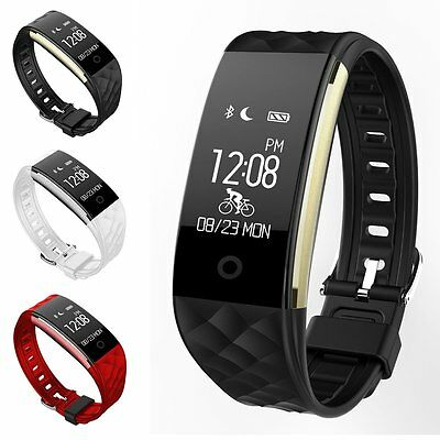 Waterproof Bluetooth Smart Watch Health Wrist Phone Mate SIM for iPhone Android
