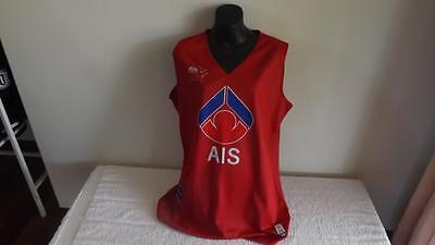 Ais Offical Reversable Tank Top In Like New Cond  Xxl