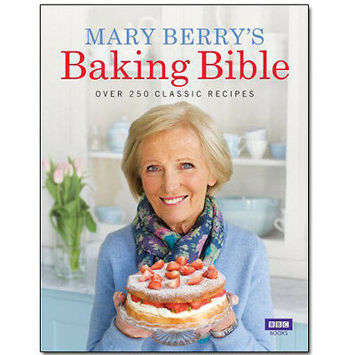 Mary Berry's Baking Bible Cookbook, NEW Hardback 9781846077852 mm