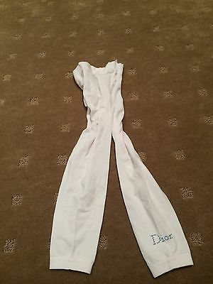 Dior Christian Dior Baby Pink Tights Size 4A Brand New Without Tags