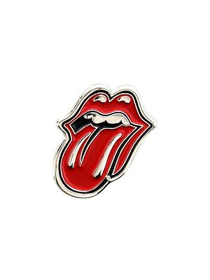 The Rolling Stones Ansteckbutton aus Metall Classic Tongue 2.5 cm